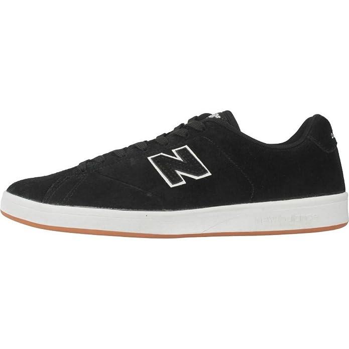 Zapatillas New Balance Numeric: NM 505 Pro Skate BK/WH 9.5 USA / 43 EUR BbcRN0Brim