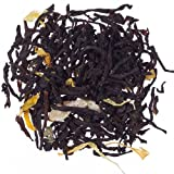 Peach Loose Leaf Tea with Real Peach Flavor and Fair Trade Certified - 1 Pound