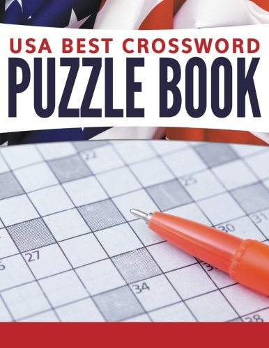 USA Best Crossword Puzzle Book
