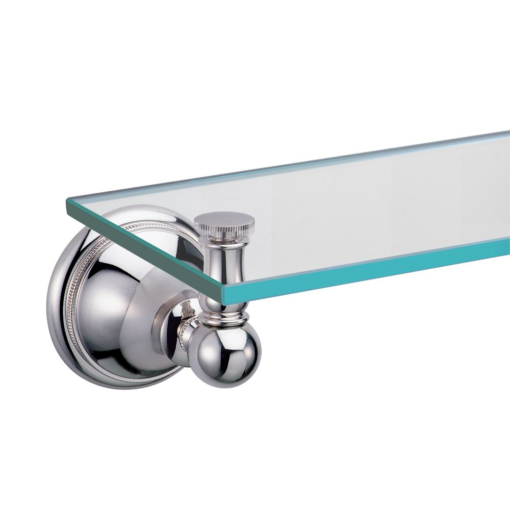 Gatco 4586 Laurel Ave. Glass Shelf, Polished Nickel by Gatco (Image #2)