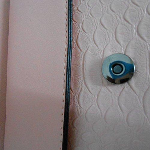 bleu S porter à l'épaule Pink femme S Sac Light blue pour Windwelle à q0TFI7