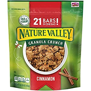 Nature Valley Granola Crunch, Cinnamon, 16 Ounce