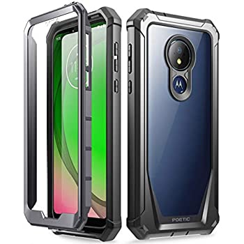 Amazon.com: Moto G7 Power Case, Moto G7 Supra Case, OUBA ...