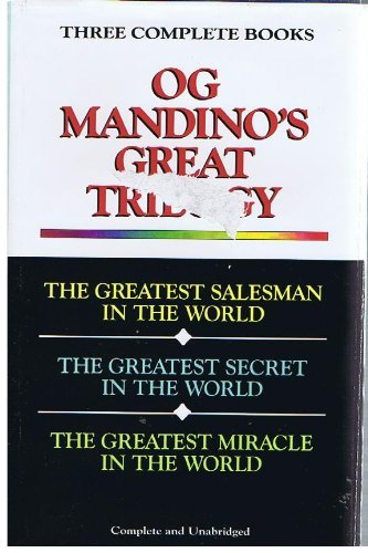 Og Mandino's Great Trilogy (Greatest Miracle In The World)