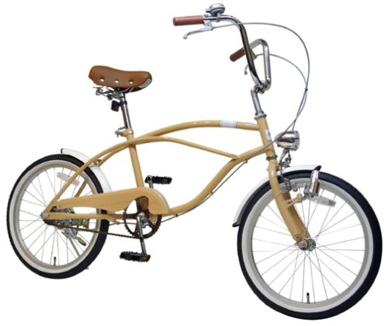 スイペネロペびっくりするFatso Bikes Fat Bike ビーチクルーザー自転車 Fatbike ファットバイク White x Green 26インチ