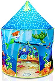 USA Toyz Play Tent for Kids, Indoor Pop Up Playhouse Tent for Girls and Boys