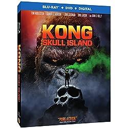 Kong: Skull Island (BD) [Blu-ray]
