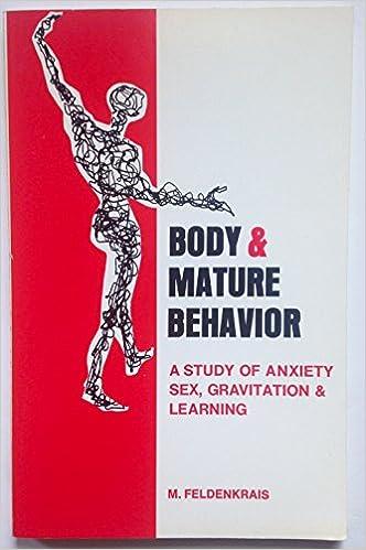 Anxiety behavior body gravitation learning mature sex study