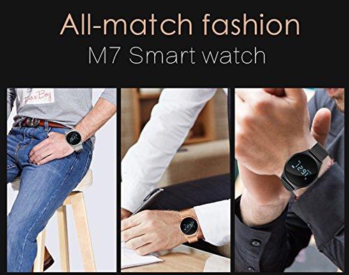 SmartWatch Bluetooth reloj pulsera ultrafina redondo Fitness Sport ...