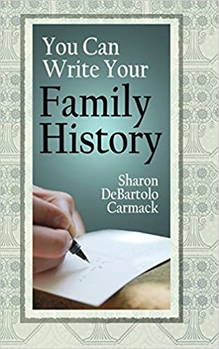 You Can Write Your Family History