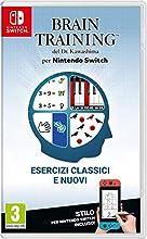 Brain Training del Dr. Kawashima - Nintendo Switch [Importación italiana]