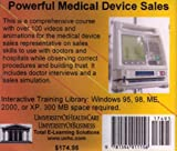 Powerful Medical Device Sales, Farb, Daniel and Gordon, Bruce, 1594911150
