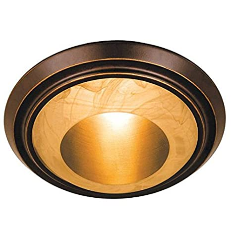 Decorative recessed light cover dark restoration bronze 6 decorative recessed light cover dark restoration bronze 6quot diameter outer edge aloadofball Images