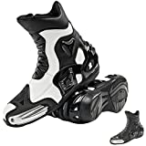 Joe Rocket Men's Superstreet Boots (Black, Size 7)