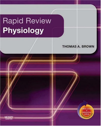 Rapid Review Physiology: With STUDENT CONSULT Online Access (Rapid Review)