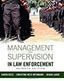 img - for Management and Supervision in Law Enforcement by K?de?ed??ede??d??ede?ed???de??d???ren M. Hess (2015-01-01) book / textbook / text book