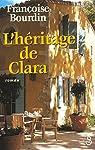 L'Héritage de Clara par Bourdin