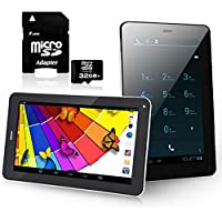 inDigi® 7.0 Android 4.2 Dual-Core Tablet PC Phablet GSM Phone FREE 32GB SDHC Unlocked!