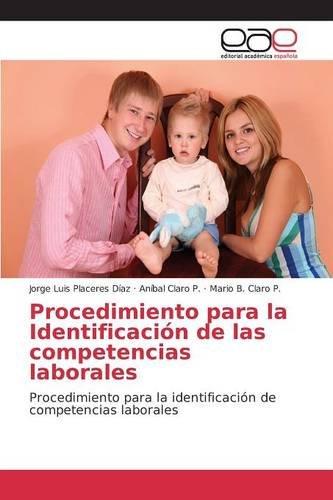 Descargar Libro Procedimiento Para La Identificación De Las Competencias Laborales Placeres Díaz Jorge Luis