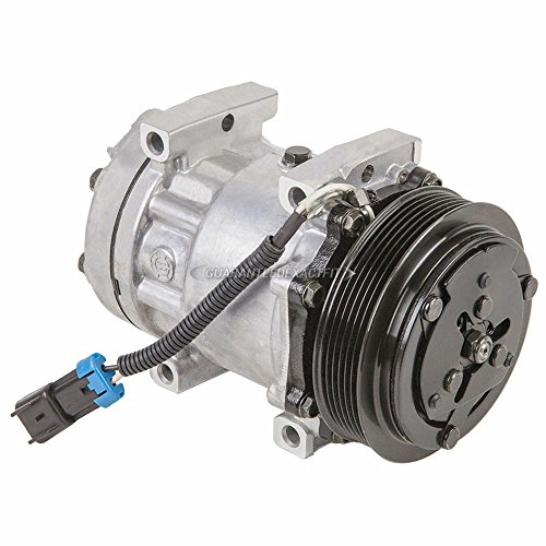Brand New Premium Quality AC Compressor & A/C Clutch For Freightliner Trucks - BuyAutoParts 60-02152NA New Freightliner A/c