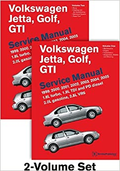 volkswagen jetta golf gti a4 service manual 1999. Black Bedroom Furniture Sets. Home Design Ideas