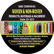 Woven & Non-Woven Companies Data