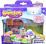 Hamsters in a House Zuru Little Cupcake Bakery Toy Shop Frostie