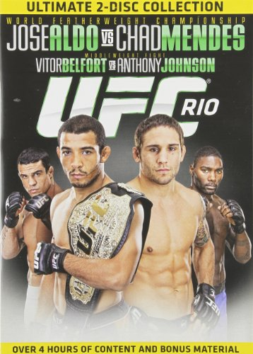 UFC 142: Aldo vs. Mendes (Rio)