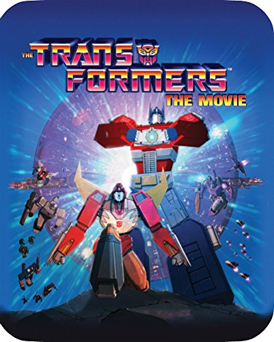 - Transformers: The Movie (Limited Edition 30th Anniversary Steelbook) [Blu-ray/Digital]