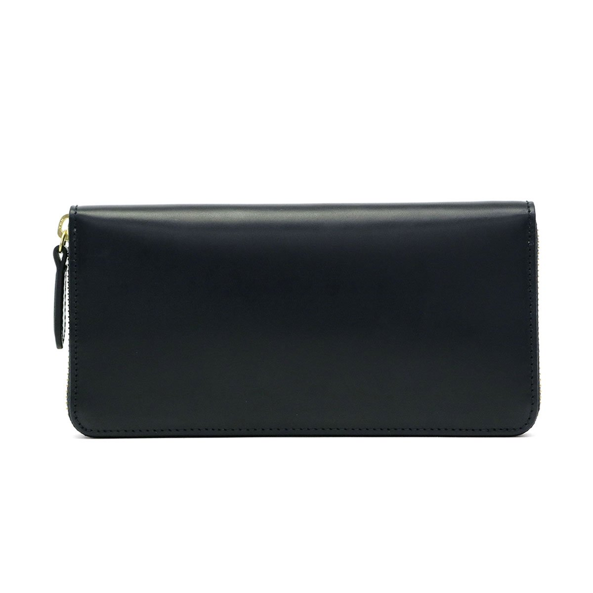 [スロウ]SLOW ハービー herbie round long wallet 長財布 SO659G B07F3P91TC BLACK(10)