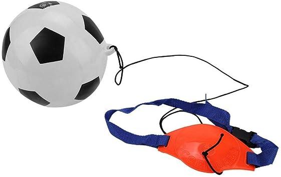 VGBEY Cinturón de Entrenamiento de Fútbol, Entrenador de ...