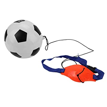 VGBEY Cinturón de Entrenamiento de Fútbol, Entrenador de Patadas ...