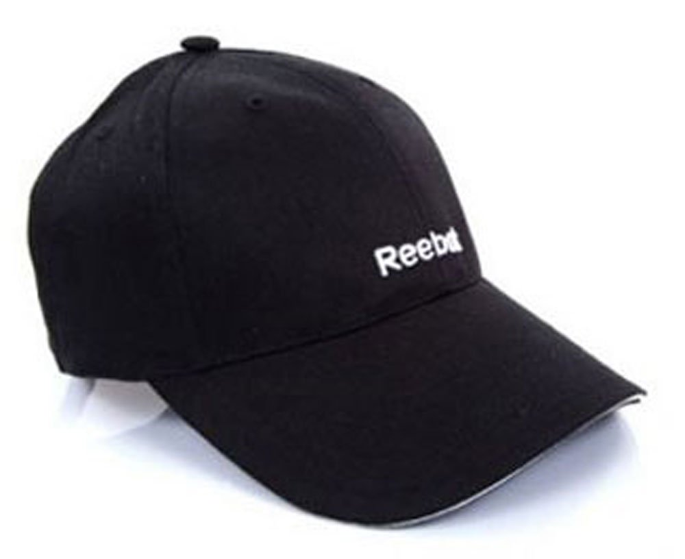 Reebok - K23551 - Gorra Niño - Color : Negro - Talla : 54: Amazon ...