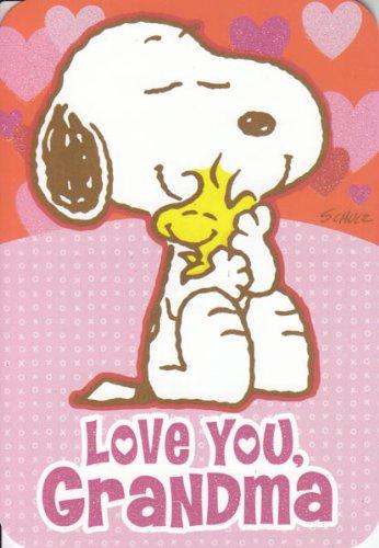 Amazon greeting card valentines day peanuts love you greeting card valentines day peanuts quotlove m4hsunfo