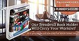 Source One LLC Extra Deep Treadmill Book Holder (TBH-X)