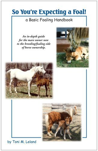 So You're Expecting a Foal: A Basic Foaling Handbook by Toni Leland (2003-06-01)