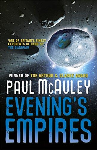 Evening's Empires (The Quiet War)