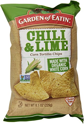illa Chips, Chili and Lime, 8.1 Ounce ()