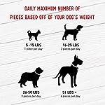 51jWBAFA7bL. SS150  - Filler Free Premium Jerky Treats for Dogs