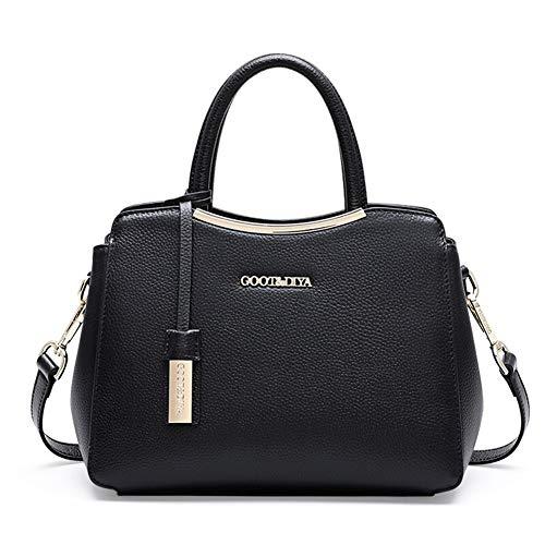 Mujer,bolso Al Piel Desgaste Señoras De Tote,bolsos Sencillo Bolso wX50Scq