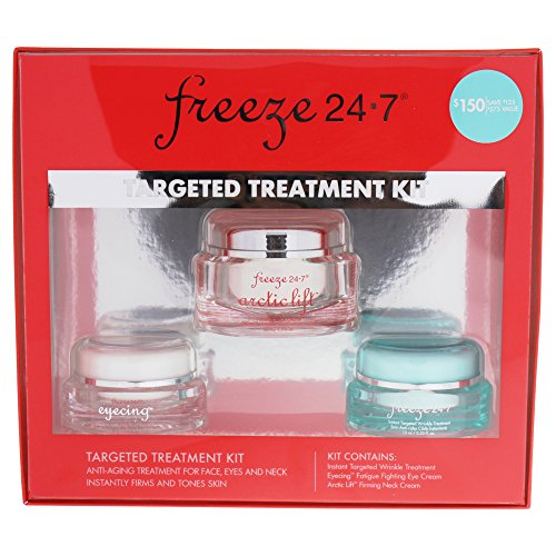 Freeze 24/7 Targeted Treatment 3 Piece Kit