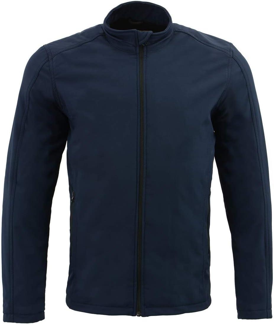 Milwaukee Leather MPM1763 Men's Blue Waterproof Lightweight Soft Shell Jacket - 4X-Large