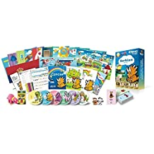Serbian for Kids Deluxe set, Serbian Language Learning Dvds, Books, Posters and Flashcards for Children by Dino Lingo