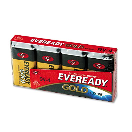 EVEA5224 - Eveready A522BP-4 Eveready Alkaline General Purpose Battery
