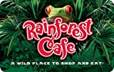 Rainforest Cafe $50 Gift Card offers