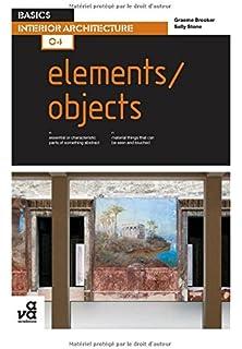 Basics Interior Architecture 04 Elements Objects