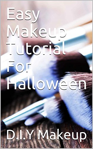 Easy Makeup Tutorial For Halloween (Makeup Halloween Tutorial)