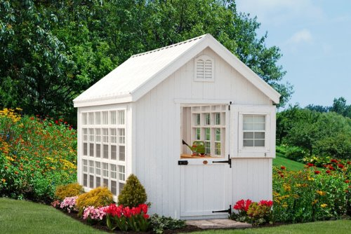 8' Greenhouse Kit - 3