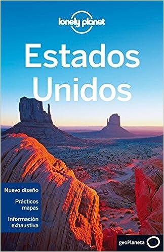 Estados Unidos 4 Guías de País Lonely Planet Idioma Inglés: Amazon.es: AA. VV., Traductores varios: Libros