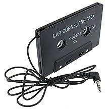 GTMax MP3 Car Audio Tape Cassette Adapter for Sony Walkman